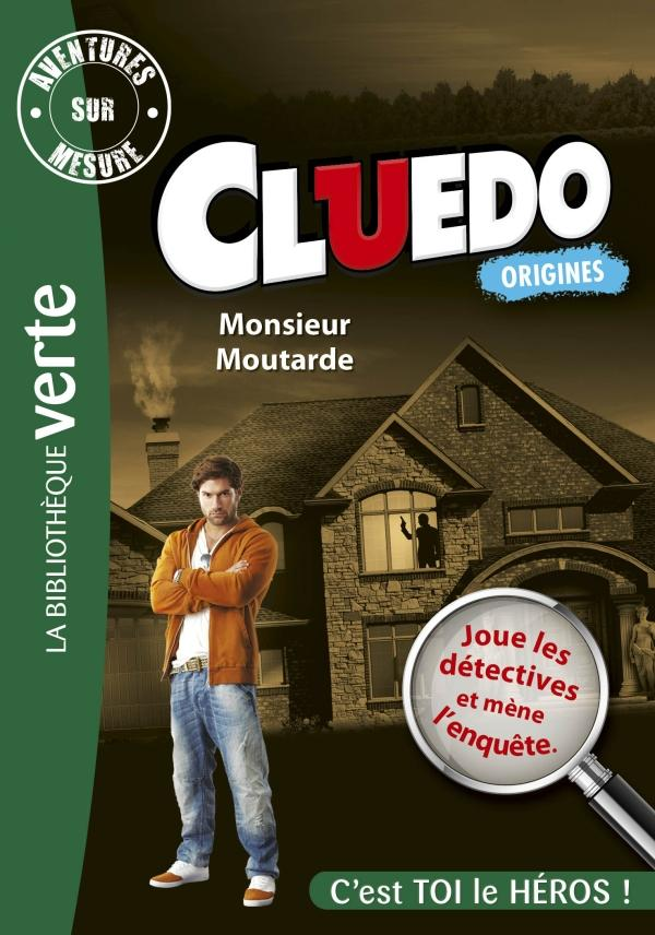 Aventures sur Mesure Cluedo 01 - Monsieur Moutarde