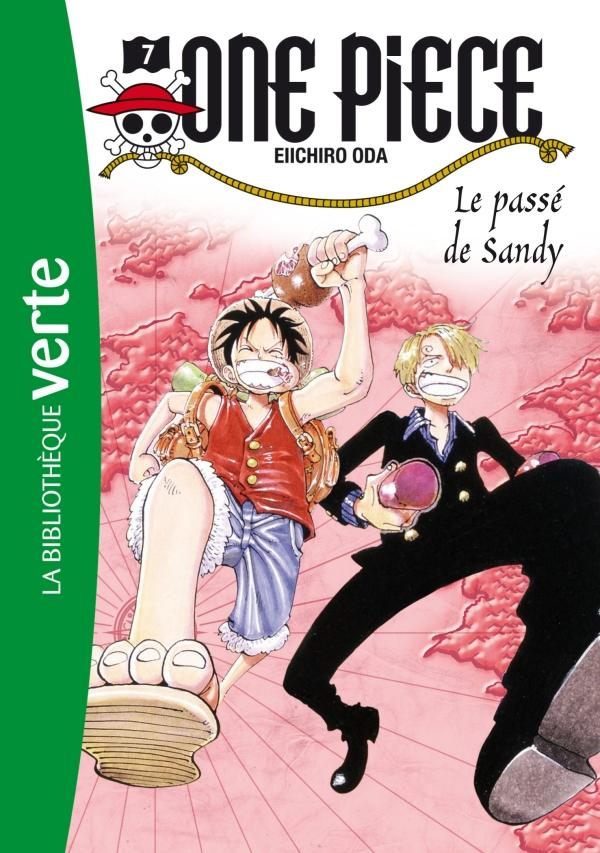 One Piece 07 - Le passé de Sandy