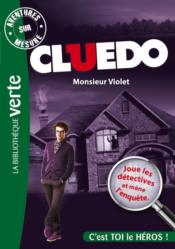 Aventures sur Mesure Cluedo 05 - Monsieur Violet