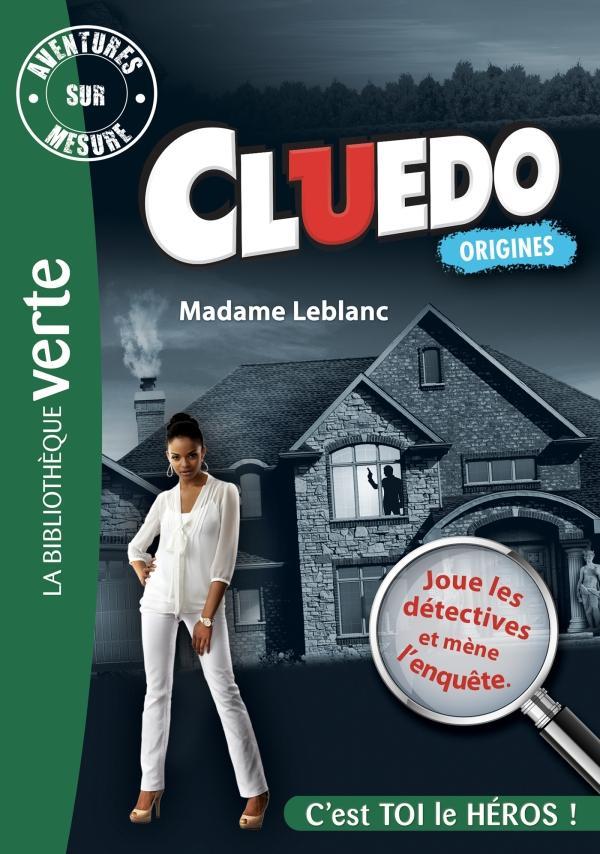Aventures sur Mesure Cluedo 06 - Madame Leblanc
