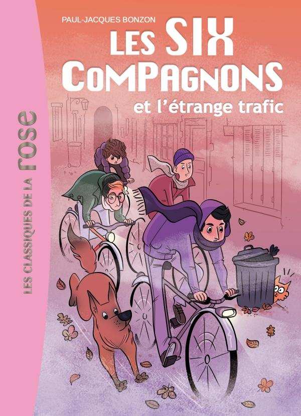 Les Six Compagnons 03 - Les Six Compagnons et l'étrange trafic