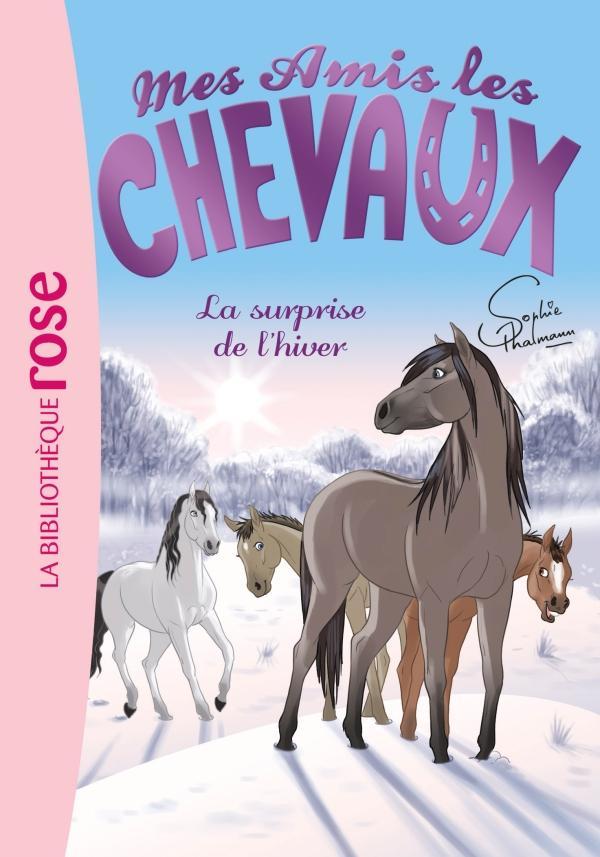 Mes amis les chevaux 07 - La surprise de l'hiver
