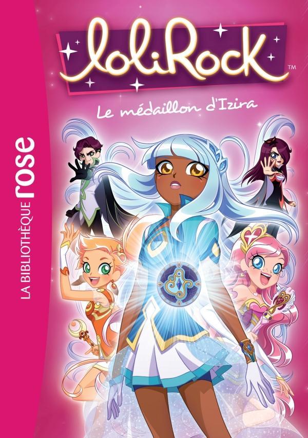 LoliRock 03 - Le médaillon d'Izira