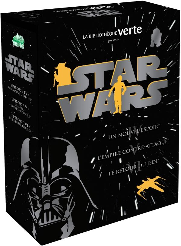 Coffret Star Wars - Episodes 4, 5 et 6
