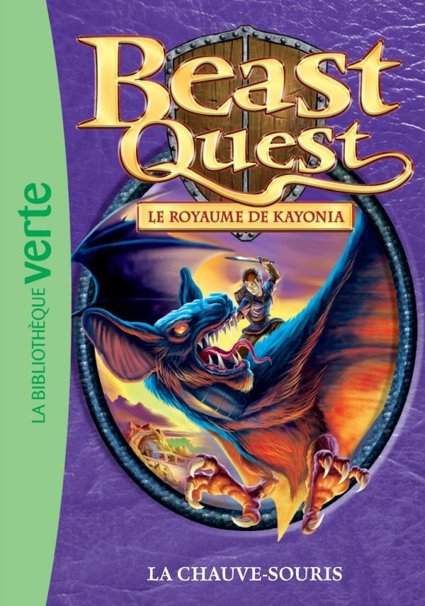 Beast Quest 37 - La chauve-souris