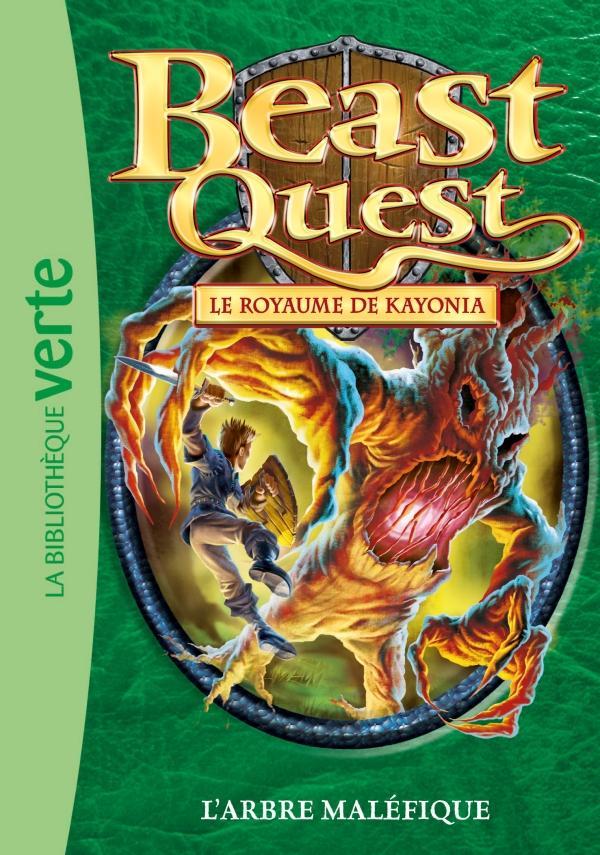Beast Quest 39 - L'arbre maléfique