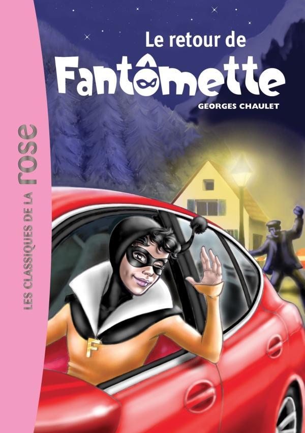Fantômette 50 - Le retour de Fantômette