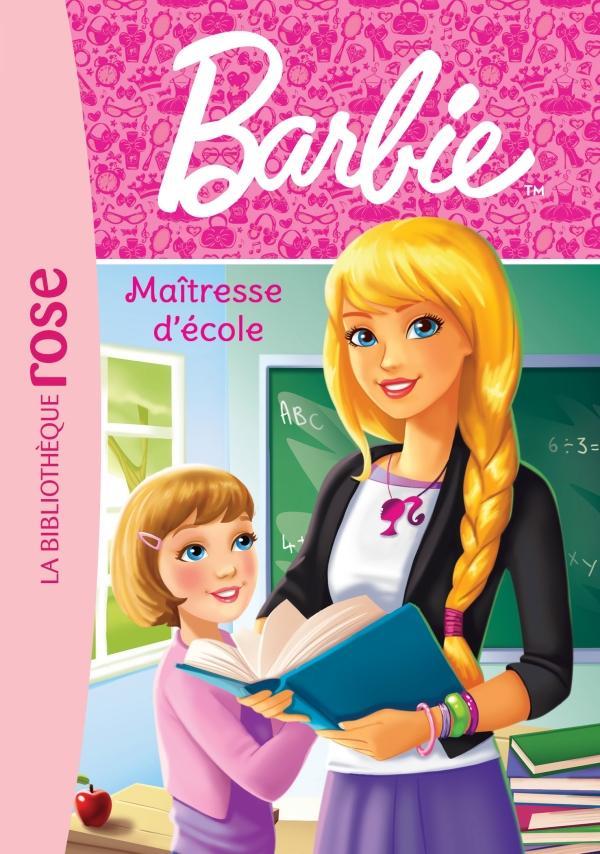 Barbie - Métiers 01 - Maîtresse d'école