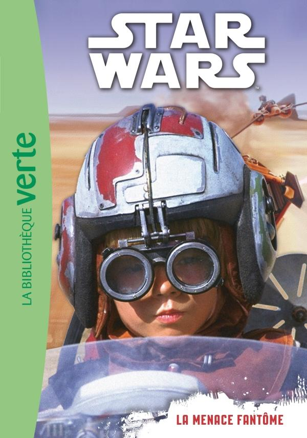 Star Wars 01 - Episode 1 (6-8 ans) - La menace fantôme