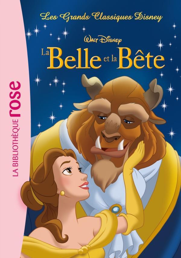Les Grands Classiques Disney 02 - La Belle et la Bête