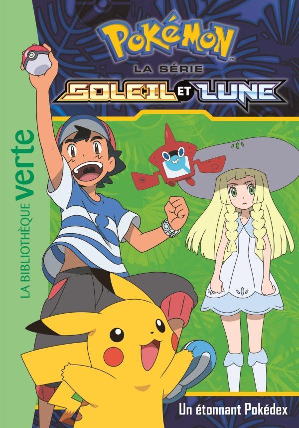 Pokémon Soleil et Lune 03 - Un étonnant Pokédex