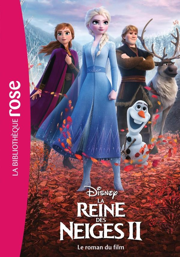 La Reine des Neiges 2 NED - Le roman du film
