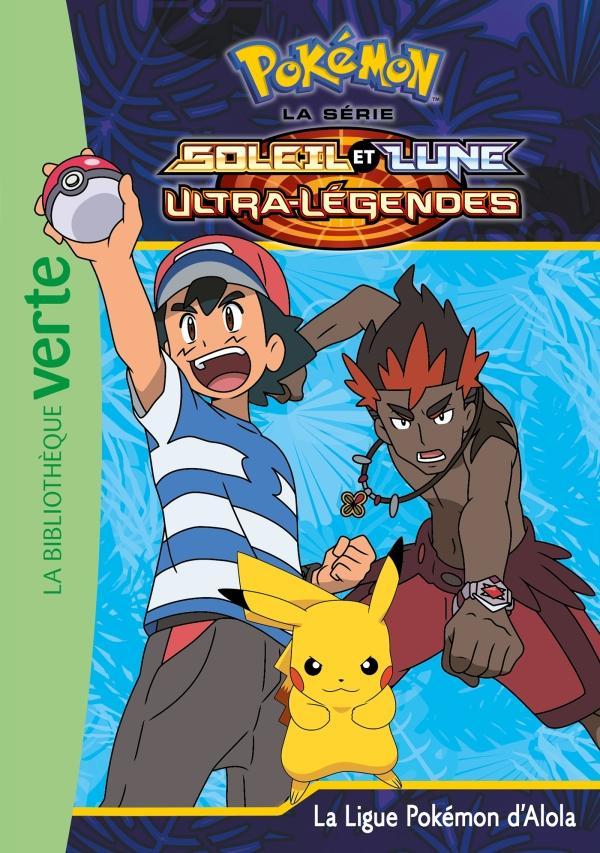 Pokémon Soleil et Lune 23 - La Ligue Pokémon d'Alola