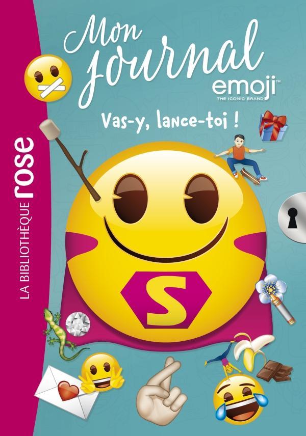 Emoji Tm Mon Journal 09 - Vas-y, lance-toi !