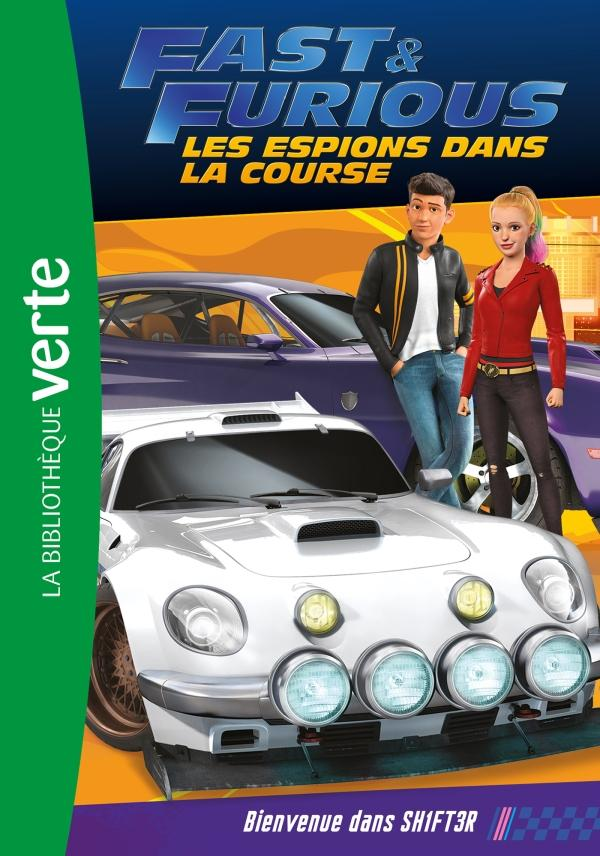 Fast & Furious 02 - Bienvenue dans SH1FT3R