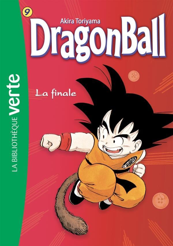 Dragon Ball 09 NED - La finale