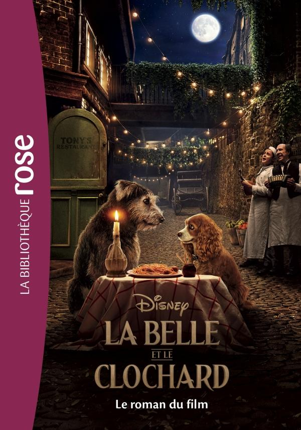 La Belle et le Clochard - Le roman du film