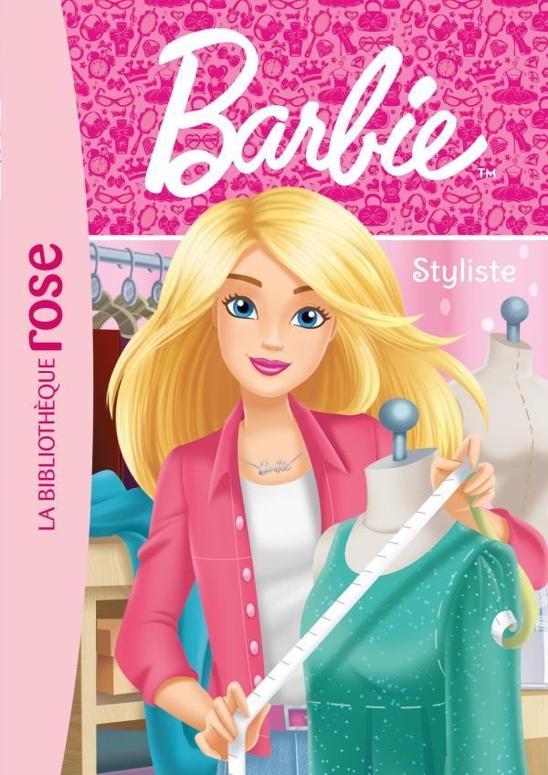 Barbie - Métiers 08 - Styliste