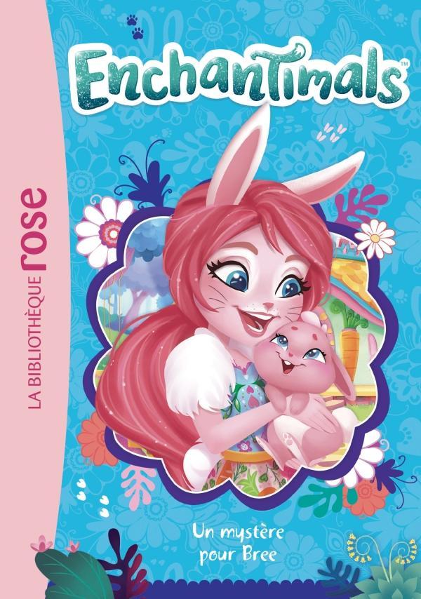 Enchantimals Bibliotheque Rose Verte