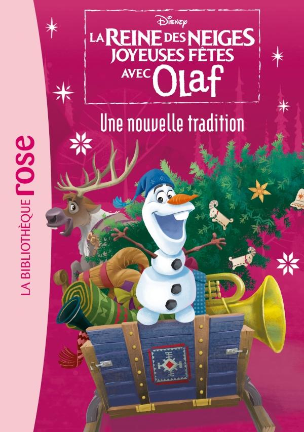 Olaf 03 - Une nouvelle tradition