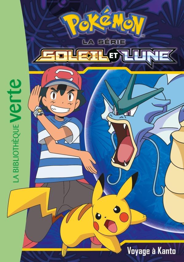Pokémon Soleil et Lune 10 - Voyage à Kanto