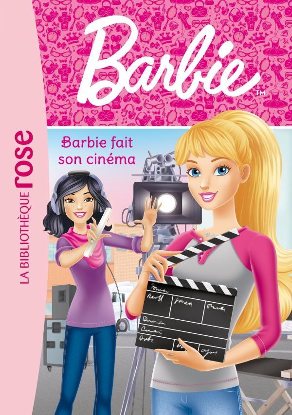 Barbie - Métiers 11 - Barbie fait du cinéma