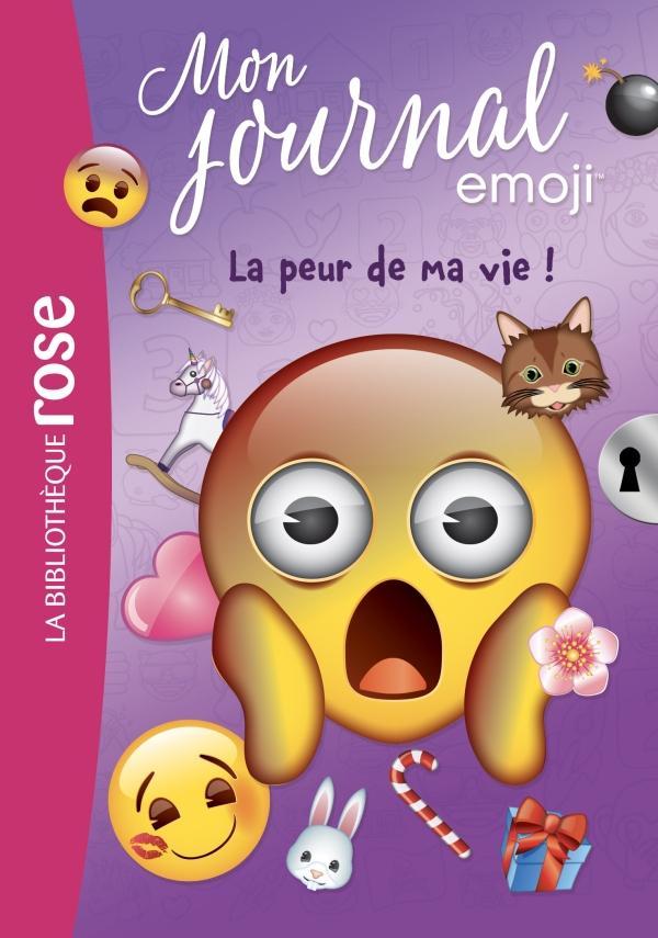 emoji TM mon journal 02 - La peur de ma vie !