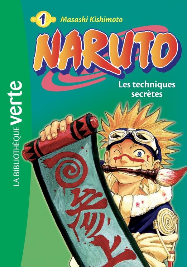 Naruto 01 NED 2018 - Les Techniques secrètes