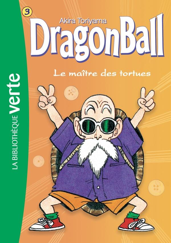Dragon Ball 03 NED 2018 - Le Maître des tortues