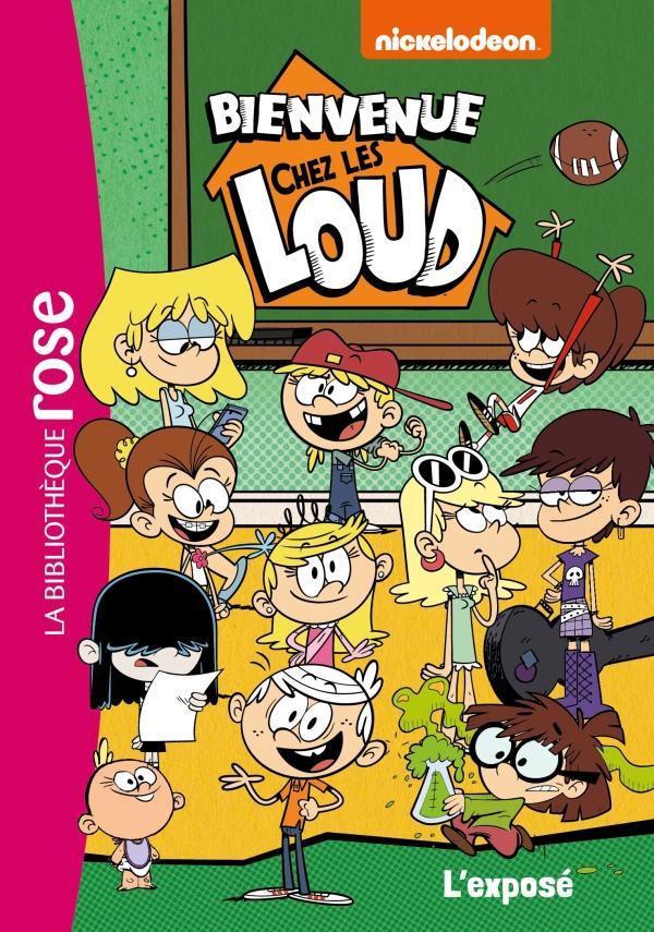 Bienvenue chez les Loud 07 - L'exposé