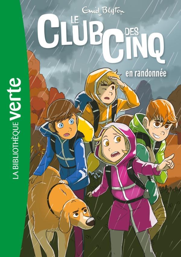 Le Club des Cinq 07 NED - Le Club des Cinq en randonnée