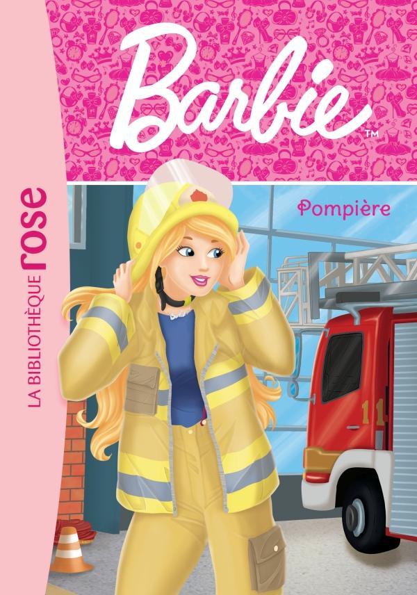 Barbie - Métiers 12 - Pompière