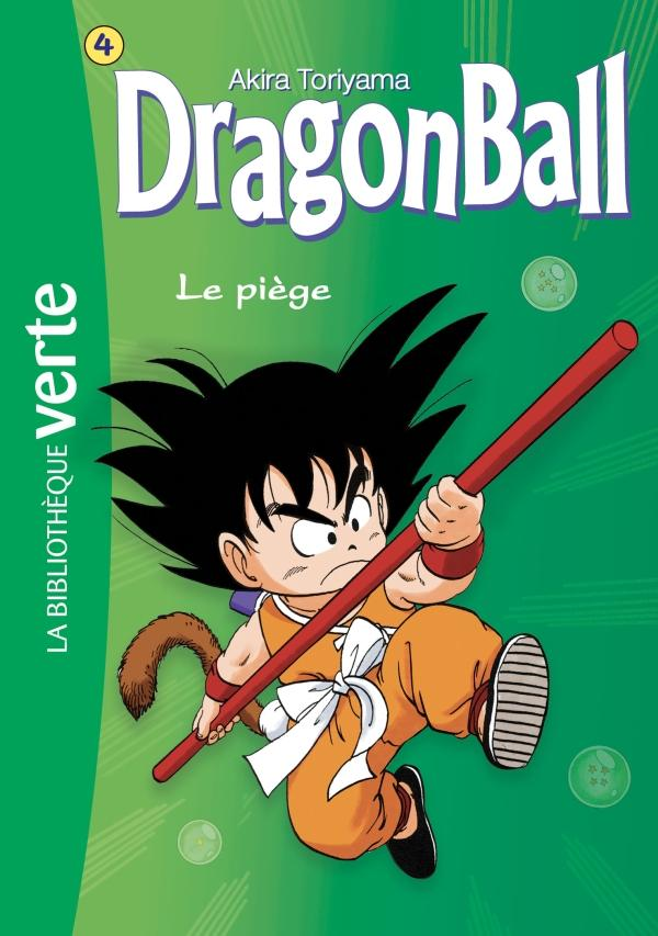 Dragon Ball 04 NED - Le piège