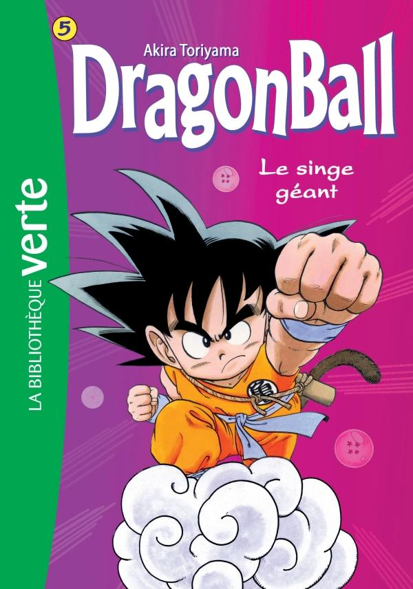 Dragon Ball 05 NED - Le singe géant