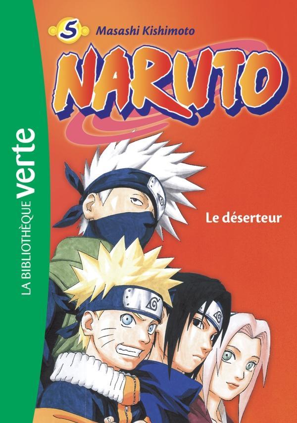 Naruto 05 NED - Le déserteur