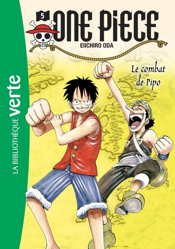 One Piece 05 NED - Le combat de Pipo