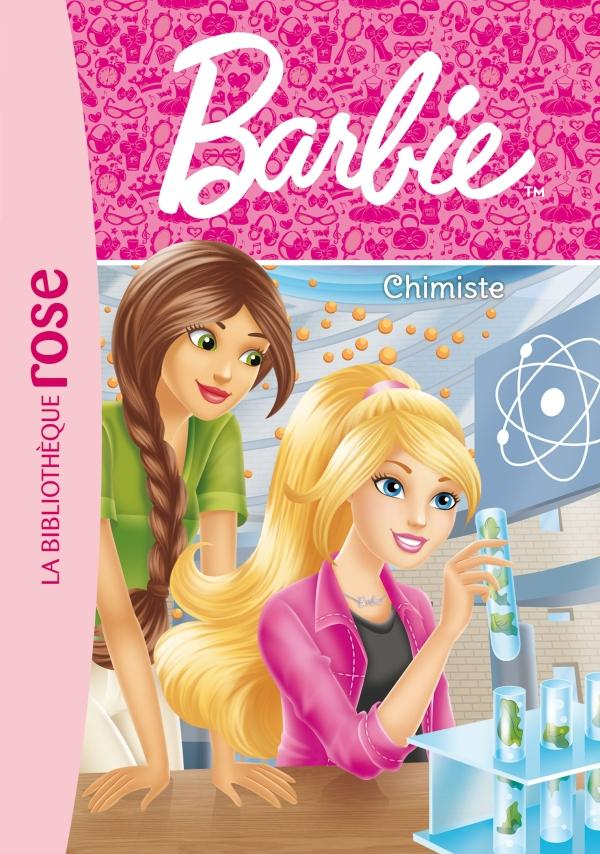 Barbie 14 - Chimiste