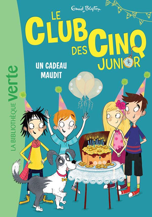 Le Club des Cinq Junior 09 - Un cadeau maudit