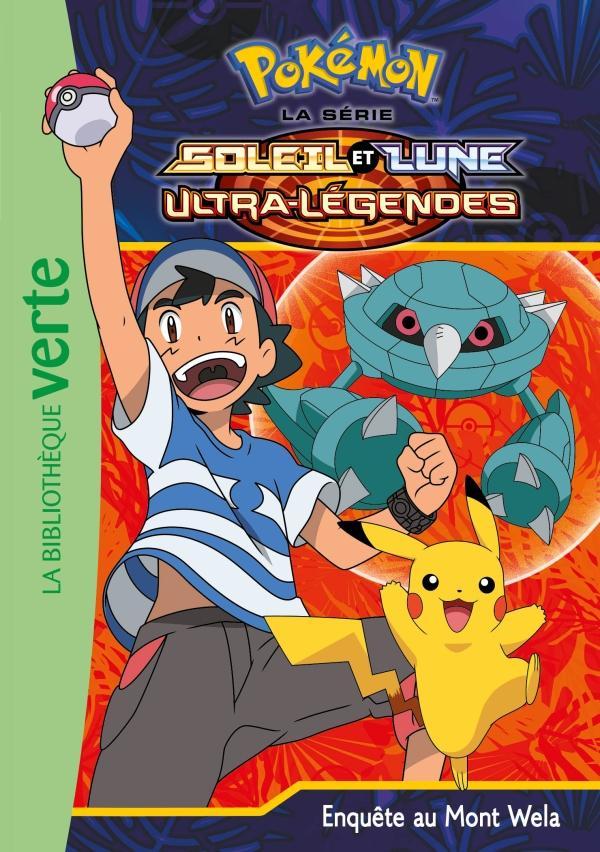 Pokémon Soleil et Lune 19 - Enquête au Mont Wela