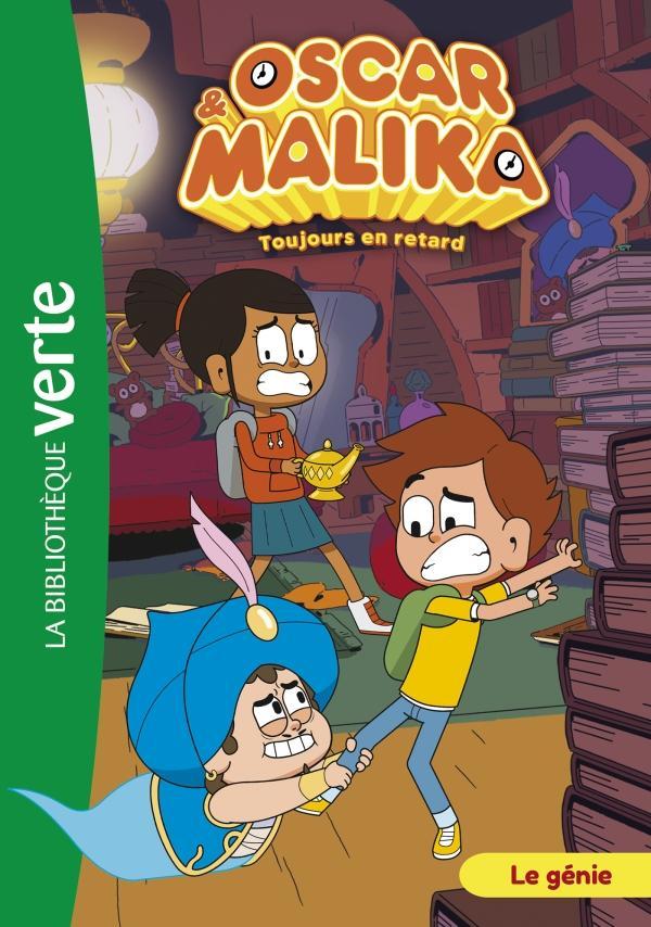 Oscar et Malika 08 - Le génie
