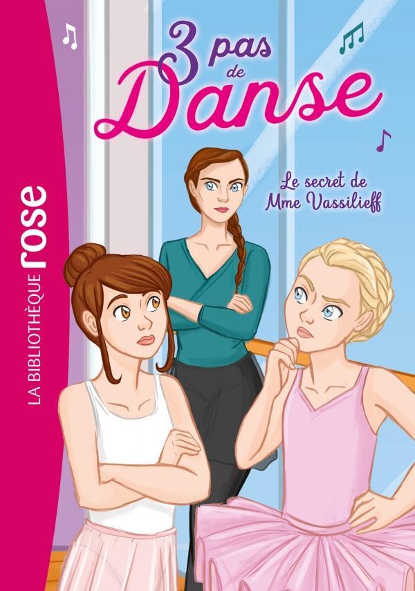 3 pas de danse 07 - Le secret de Mme Vassilieff
