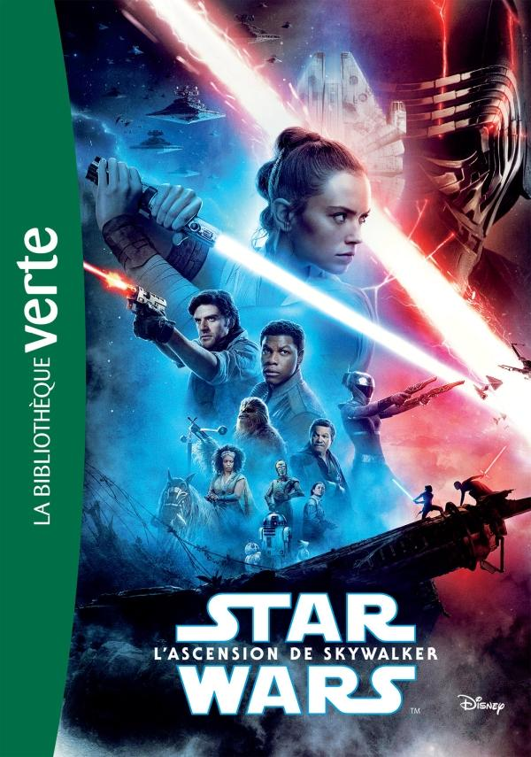 Star Wars - Episode IX - L'ascension de Skywalker - Le roman du film