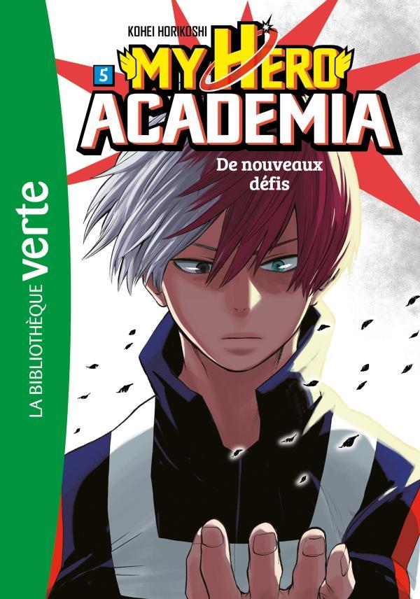 My Hero Academia 05 - De nouveaux défis