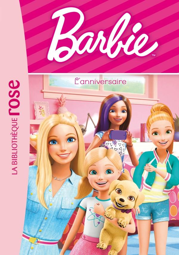 Barbie - Vie quotidienne 02 - L'anniversaire