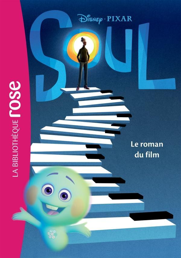 Bibliothèque Disney - Soul - Le roman du film