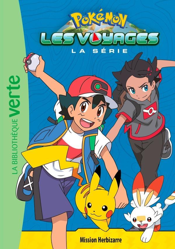 Pokémon Les Voyages 02 - Mission Herbizarre