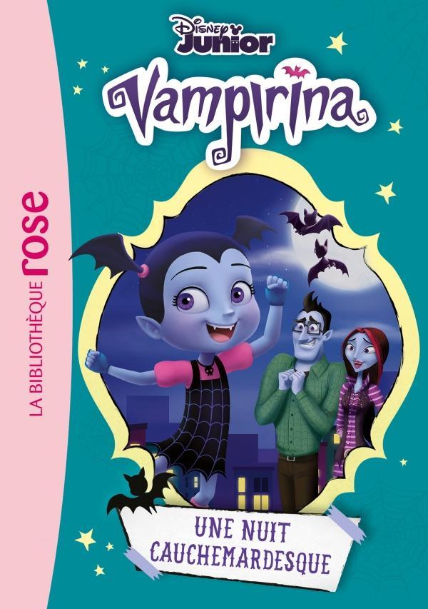 Vampirina 04 - Une nuit cauchemardesque